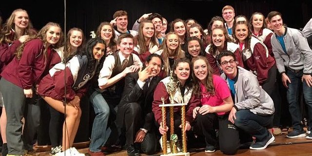 ''Choral Spectrum'' from South Windsor take first place at the Nutmeg Show Choir Festival