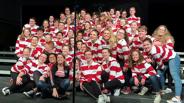 Persistence pays off: Neenah's ''Vintage'' celebrate their first Grand Champion win in over 20 years as program