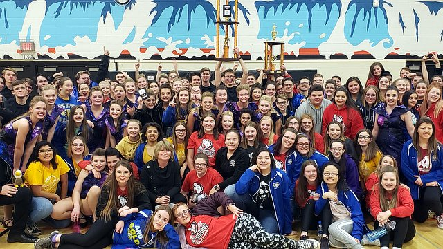 Aberdeen's ''Eagle Express'' take first at Sioux Falls Washington, along with best vocals, band, and female soloist